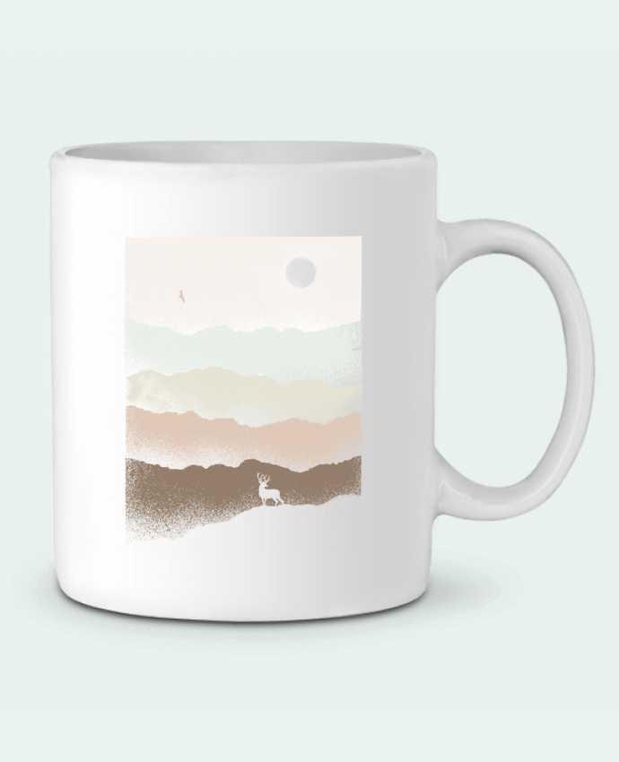 Mug en Céramique Quietude par Florent Bodart