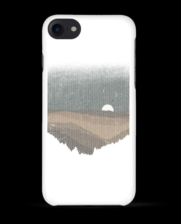 Coque 3D Iphone 7 Moonrise Sepia de Florent Bodart