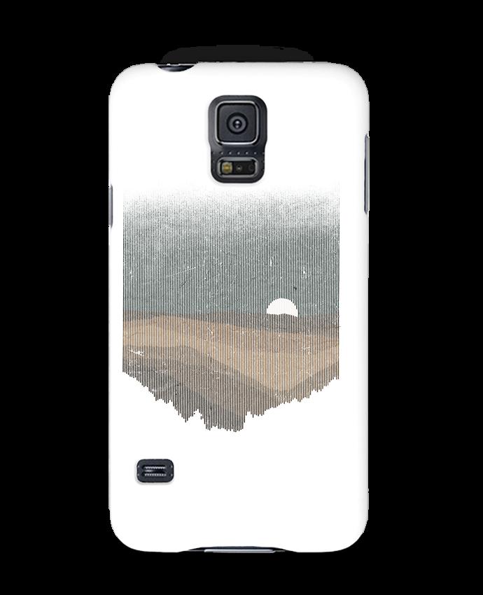 Coque 3D Samsung Galaxy S5 Moonrise Sepia par Florent Bodart