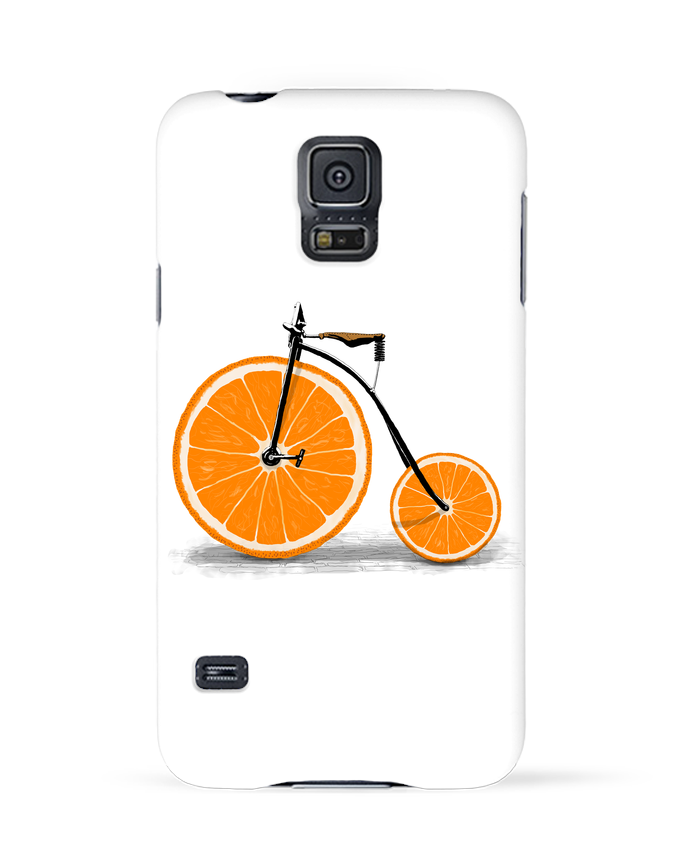 Coque 3D Samsung Galaxy S5 Vitamin par Florent Bodart