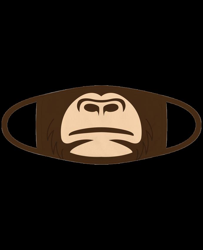 Masque Bouche gorille par tunetoo