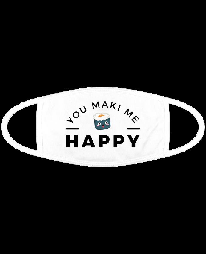 Masque You Maki me Happy par Nana
