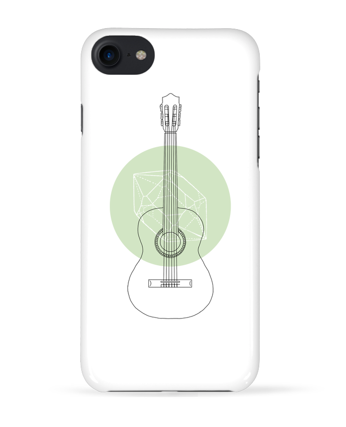 Coque 3D Iphone 7 Guitar de Florent Bodart