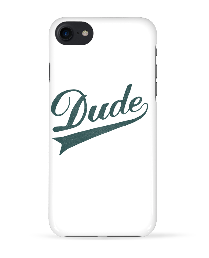 Coque 3D Iphone 7 Dude de Florent Bodart