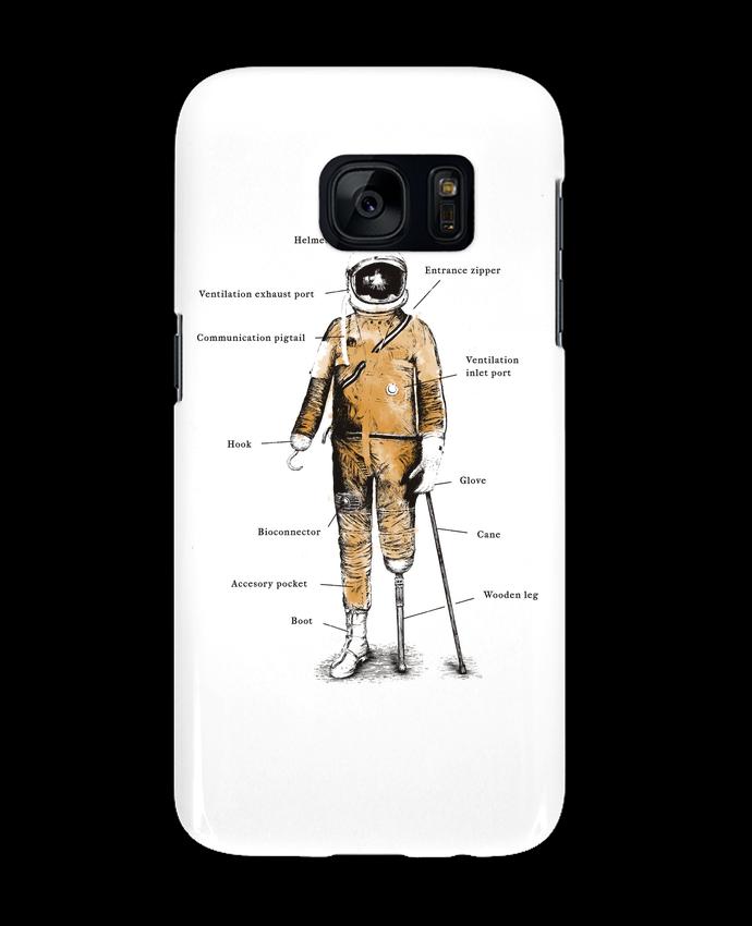 Coque 3D Samsung Galaxy S7 Astropirate with text par Florent Bodart