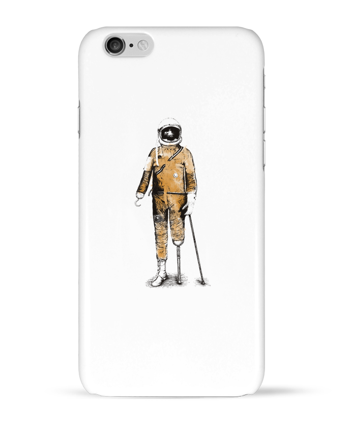 Coque 3D Iphone 6 Astropirate par Florent Bodart