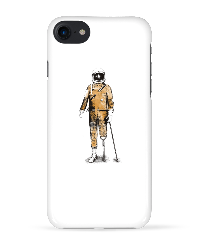 Coque 3D Iphone 7 Astropirate de Florent Bodart
