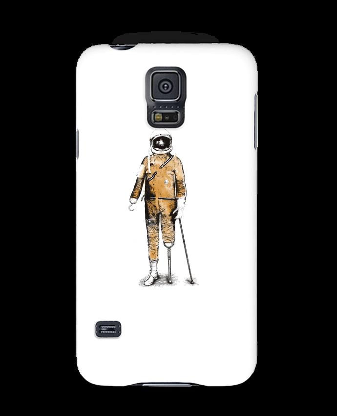 Coque 3D Samsung Galaxy S5 Astropirate par Florent Bodart