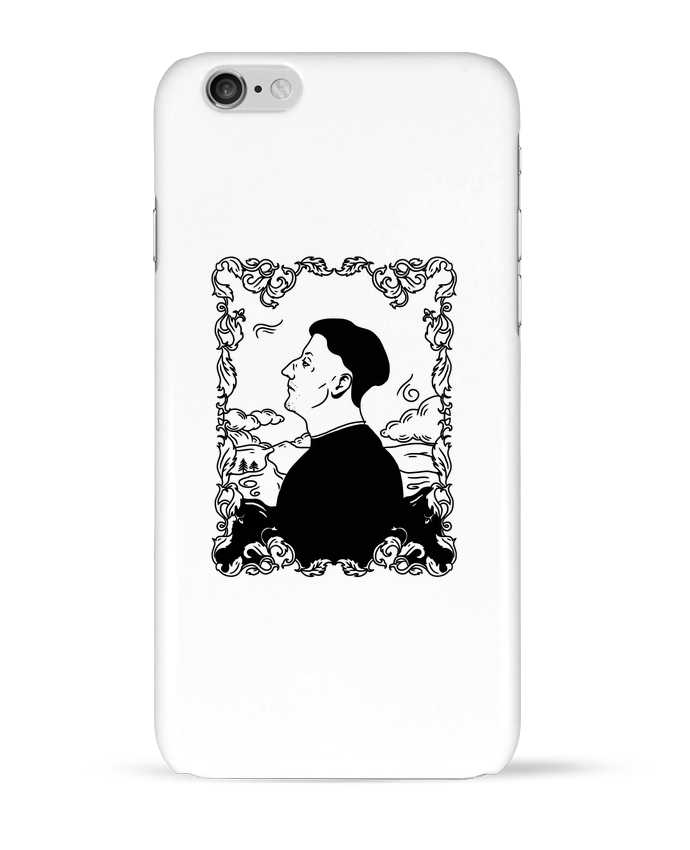 Coque 3D Iphone 6 Godefroy de montmirail par tattooanshort