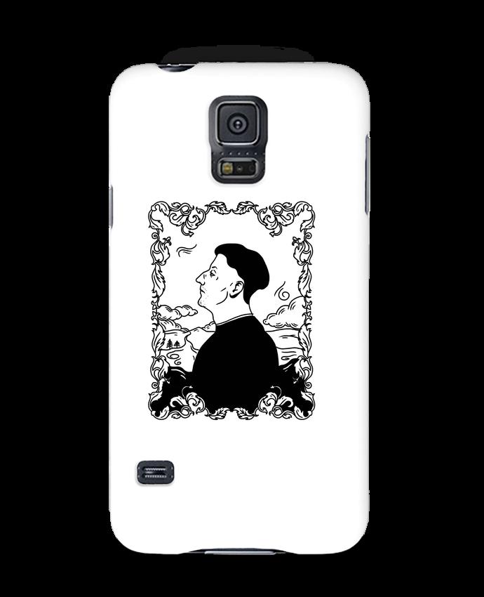 Coque 3D Samsung Galaxy S5 Godefroy de montmirail par tattooanshort