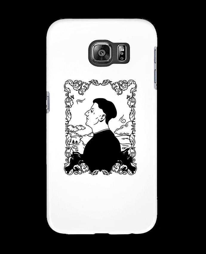 Coque 3D Samsung Galaxy S6 Godefroy de montmirail - tattooanshort
