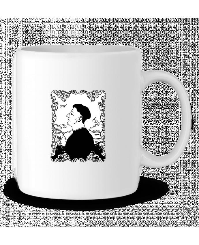 Mug en Céramique Godefroy de montmirail par tattooanshort