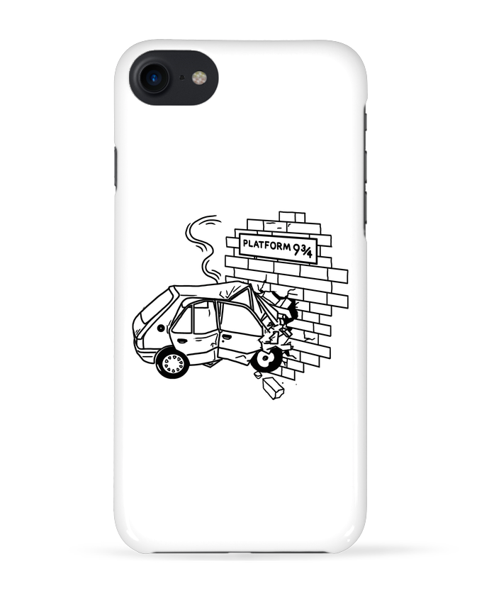 Coque 3D Iphone 7 205 de tattooanshort