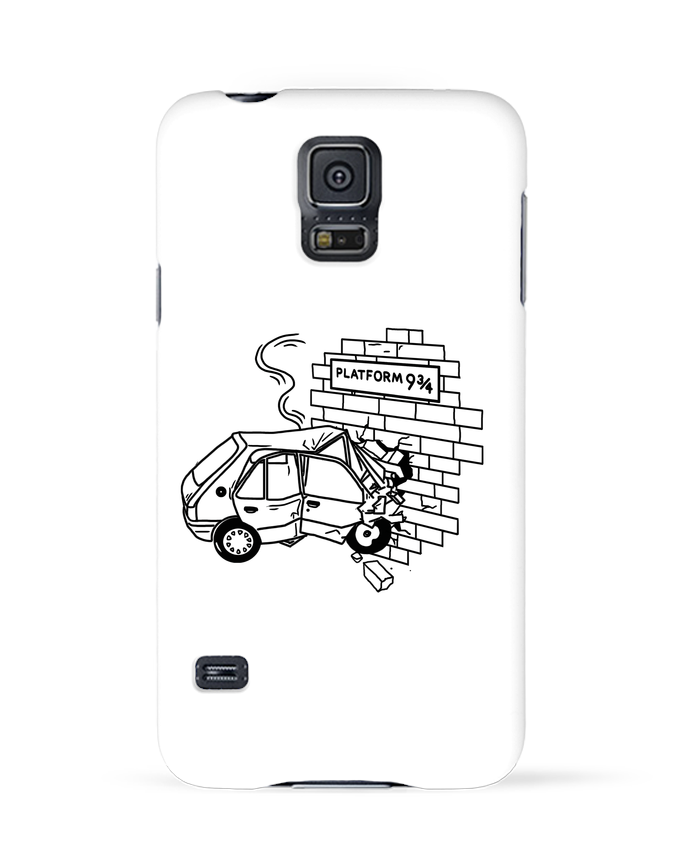 Coque 3D Samsung Galaxy S5 205 par tattooanshort