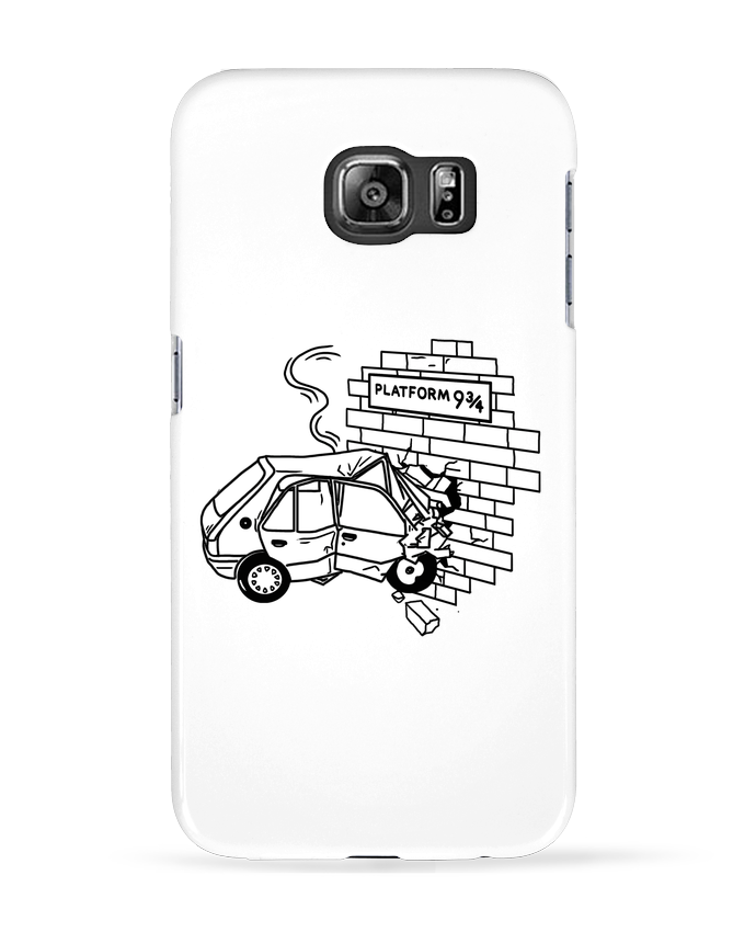 Coque 3D Samsung Galaxy S6 205 - tattooanshort