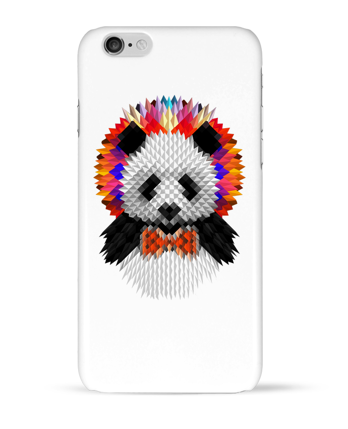 Coque 3D Iphone 6 Panda par ali_gulec