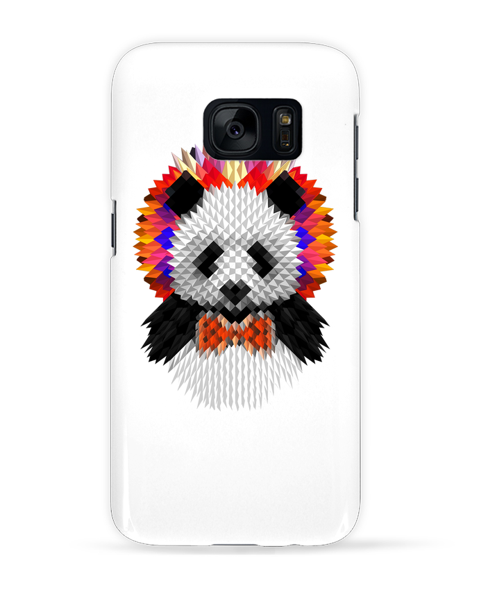 Coque 3D Samsung Galaxy S7 Panda par ali_gulec
