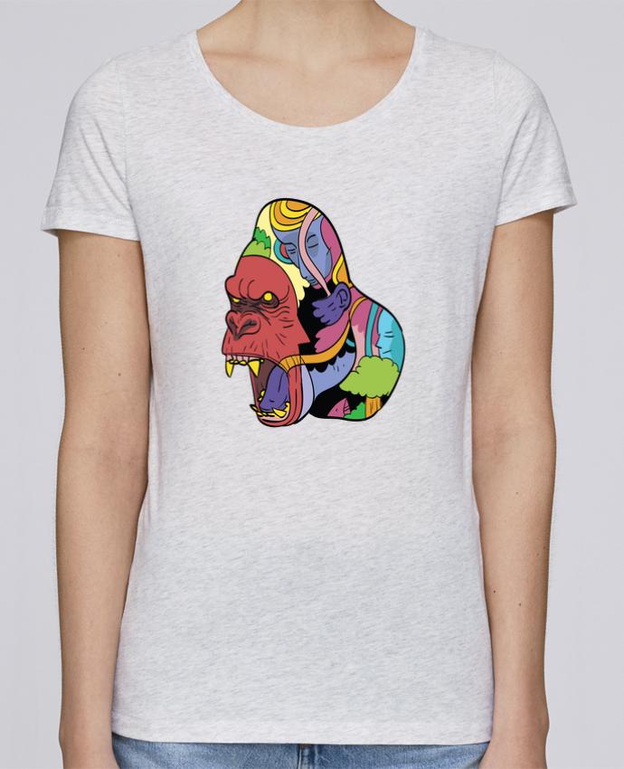 T-shirt Femme Stella Loves wrathofnature par Arya Mularama