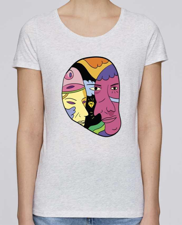 T-shirt Femme Stella Loves destroyer par Arya Mularama