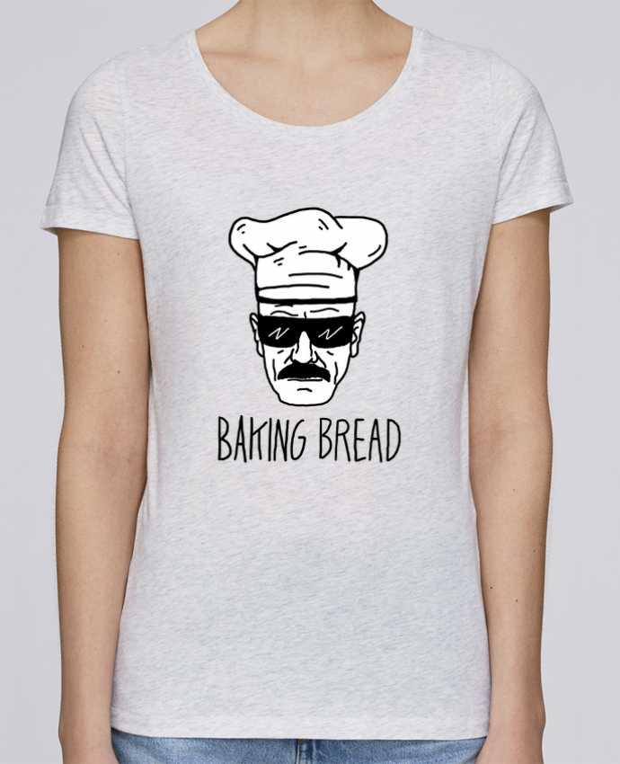T-shirt Femme Stella Loves Baking bread par Nick cocozza