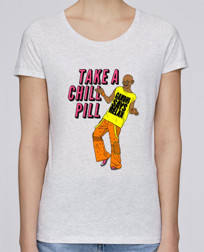 T-shirt Femme Stella Loves Chill Pill par Nick cocozza