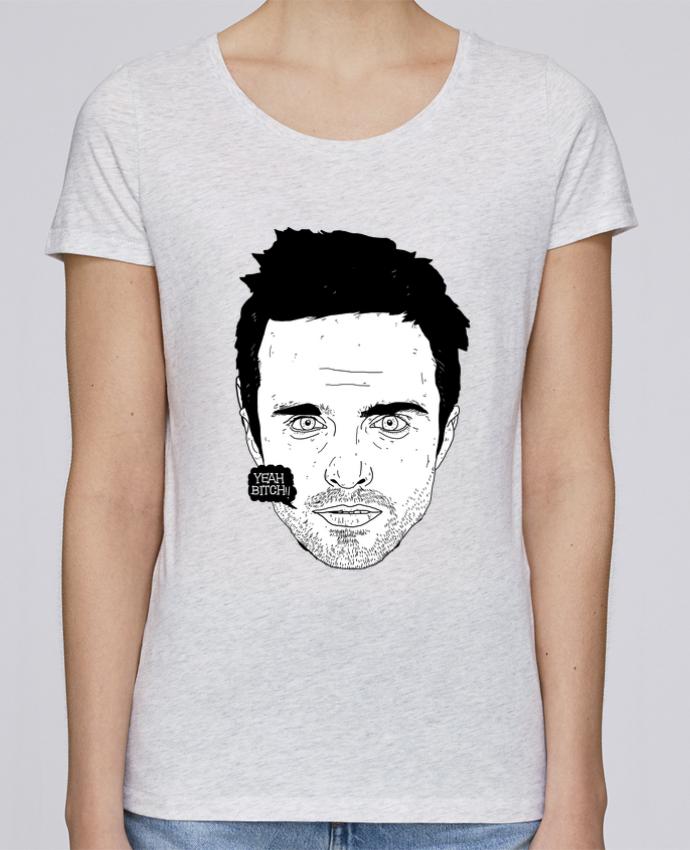 T-shirt Femme Stella Loves Jesse Pinkman par Nick cocozza