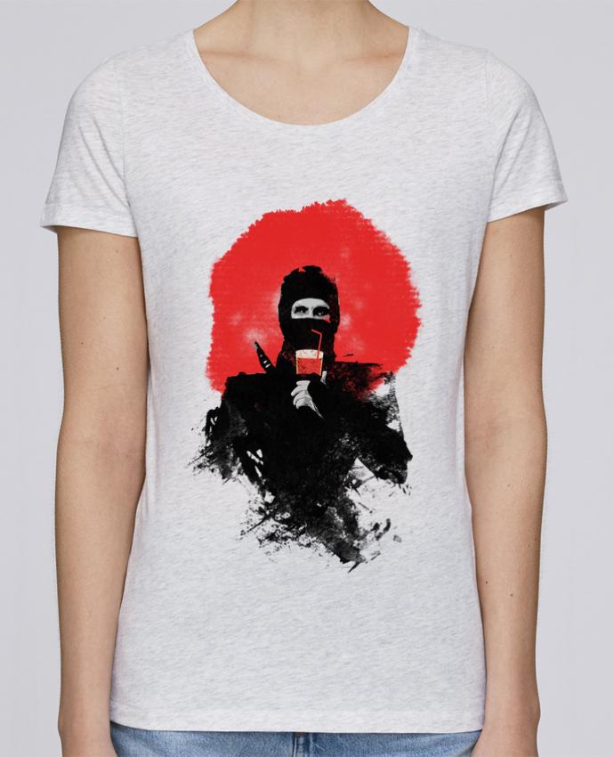 T-shirt Femme Stella Loves American ninja par robertfarkas