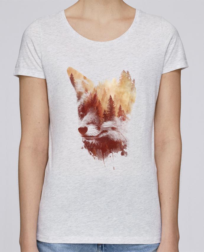T-shirt Femme Stella Loves Blind fox par robertfarkas
