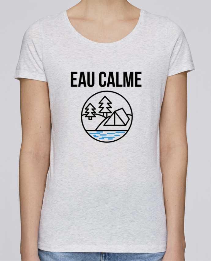 T-shirt Femme Stella Loves eau calme par Ruuud