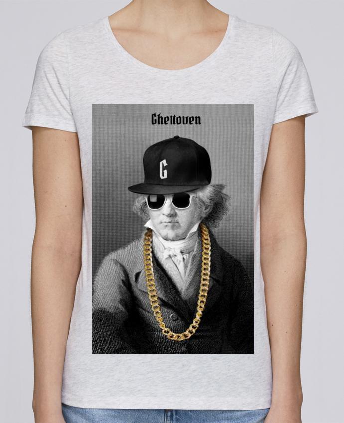 T-shirt Femme Stella Loves Ghettoven par Ads Libitum