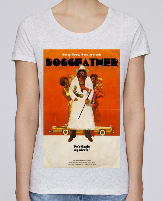 T-shirt Femme Stella Loves Doggfather par Ads Libitum