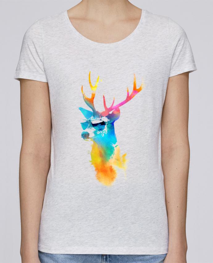 T-shirt Femme Stella Loves Sunny stag par robertfarkas