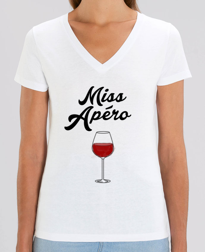 Tee-shirt femme Miss Apéro Par  tunetoo