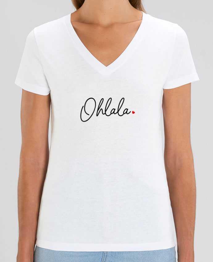 Tee-shirt femme Ohlala Par  Nana