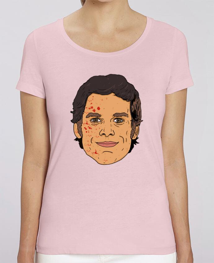 T-shirt Femme Dexter par Nick cocozza