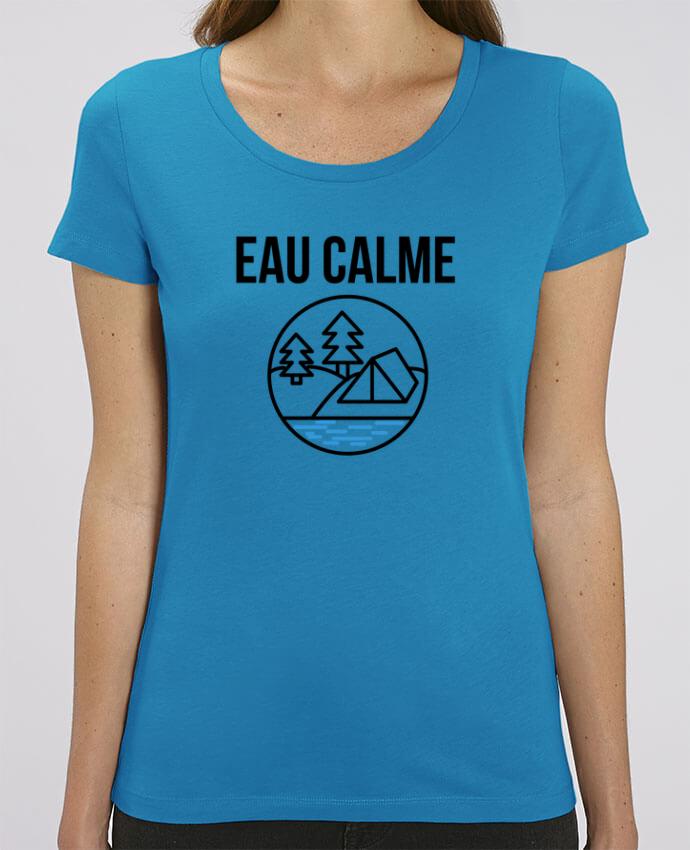 T-shirt Femme eau calme par Ruuud