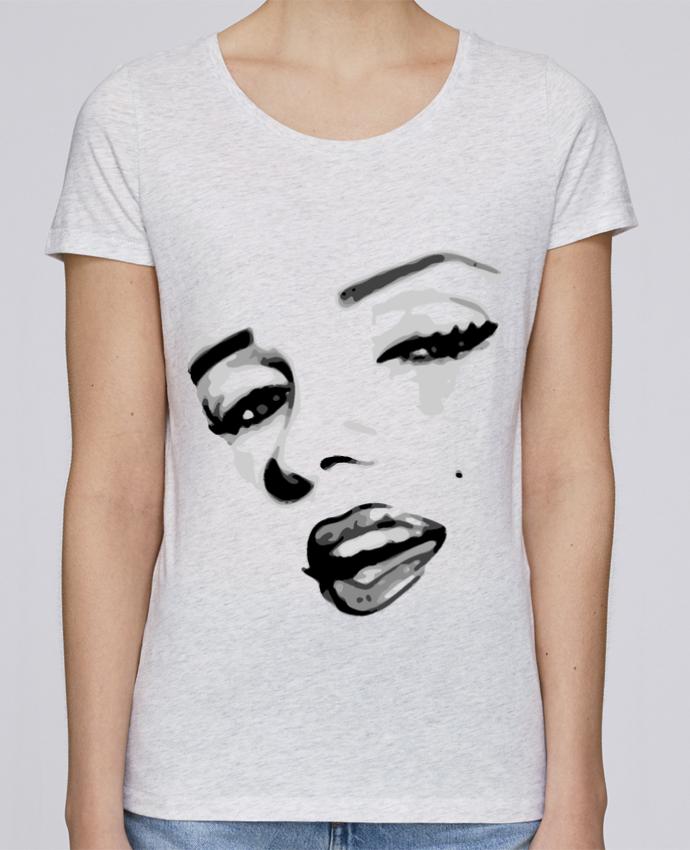 T-shirt Femme Stella Loves Classic Pinup Art par GeeK My Shirt