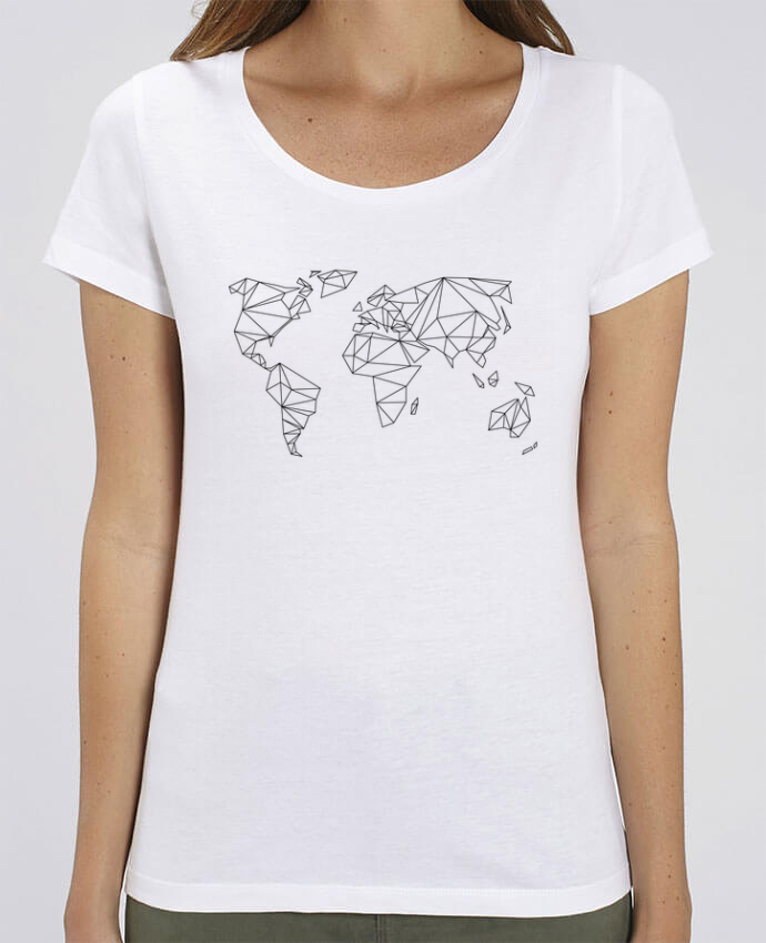 T-shirt Femme Geometrical World par na.hili