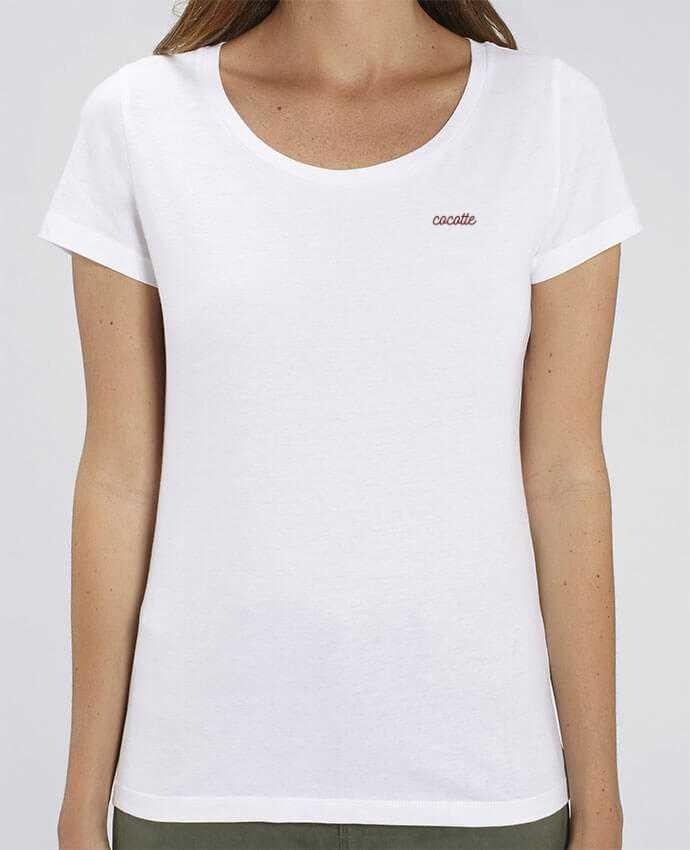 T-shirt Femme Cocotte par tunetoo