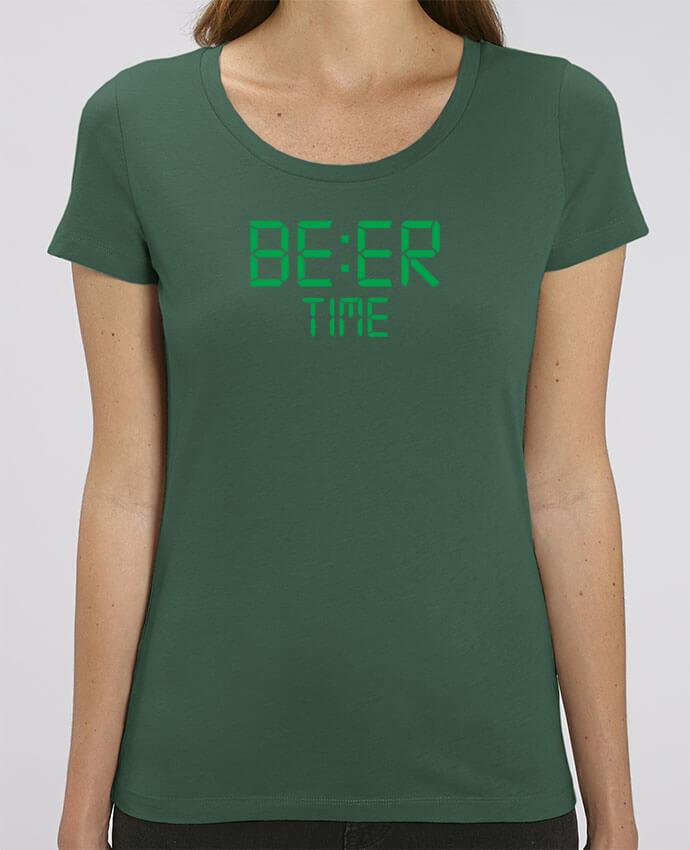 T-shirt Femme Beer time par tunetoo