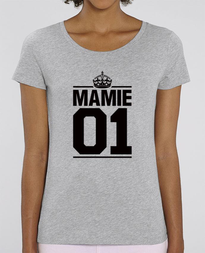 T-shirt Femme Mamie 01 par Freeyourshirt.com