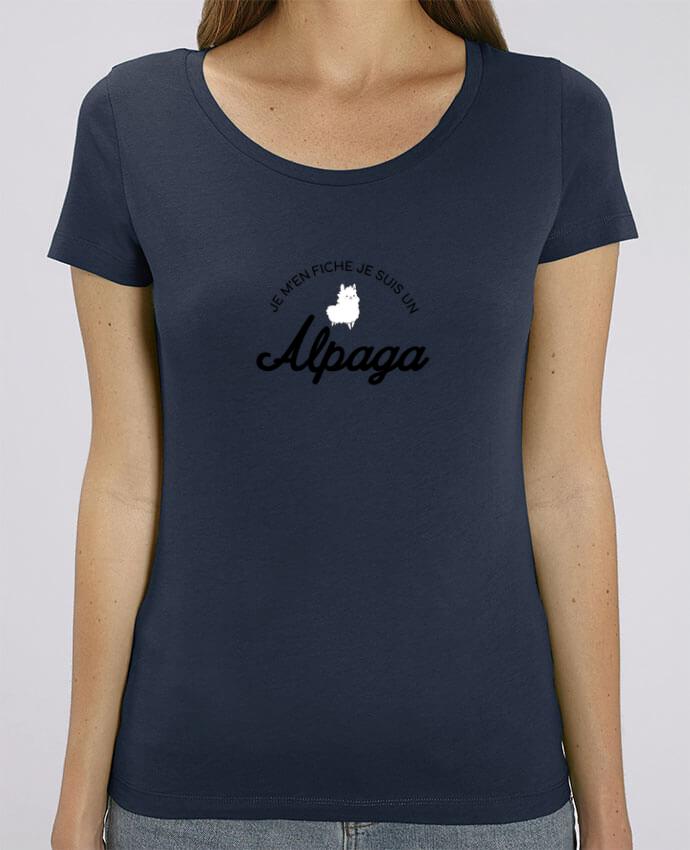 T-shirt Femme Alpaga par Nana