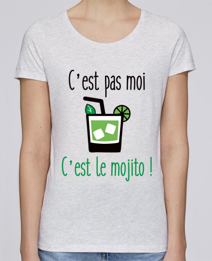 T-shirt Femme Stella Loves C'est pas moi c'est le mojito par Benichan
