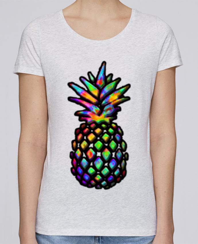 T-shirt Femme Stella Loves Colornanas par NotForIA