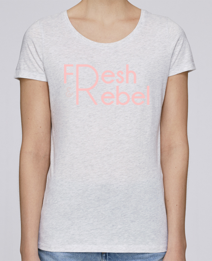 T-shirt Femme Stella Loves Fresh and Rebel par tunetoo