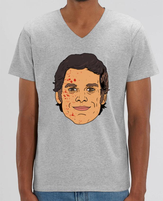 T-shirt homme Dexter par Nick cocozza