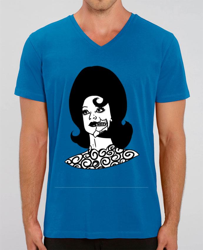 T-shirt homme Miss Alien par tattooanshort