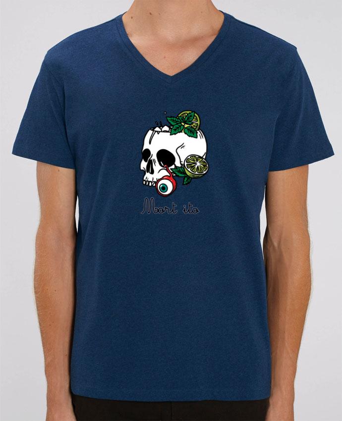 T-shirt homme Mort ito par tattooanshort