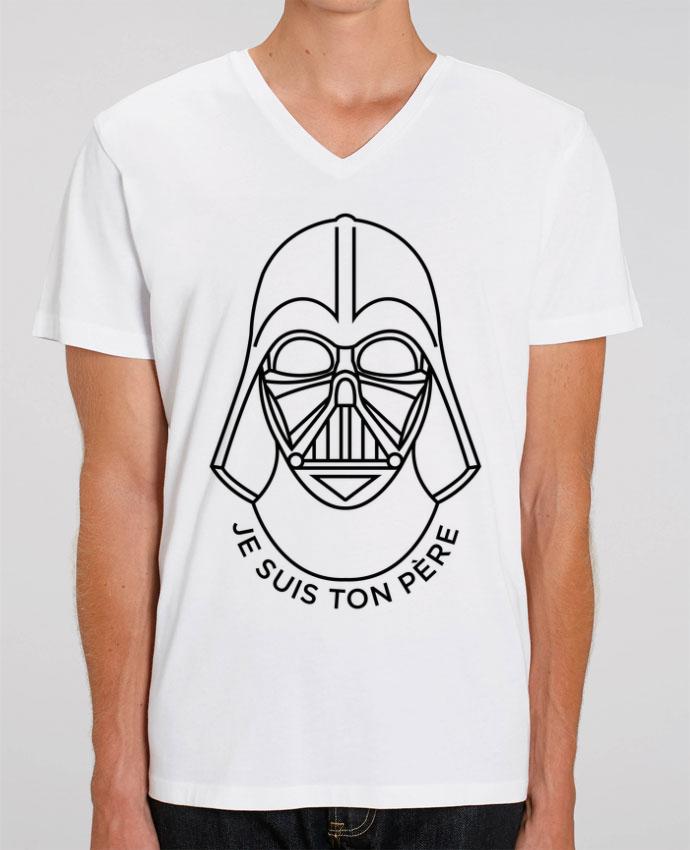 T-shirt homme Je suis ton père par tunetoo