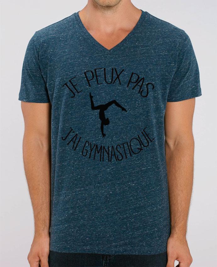 T-shirt homme Je peux pas j'ai gymnastique par Freeyourshirt.com